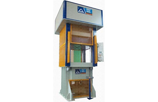 PRESS USED TO MANUFACTURE SINKS, PRESS FOR CERAMICS - AEM3