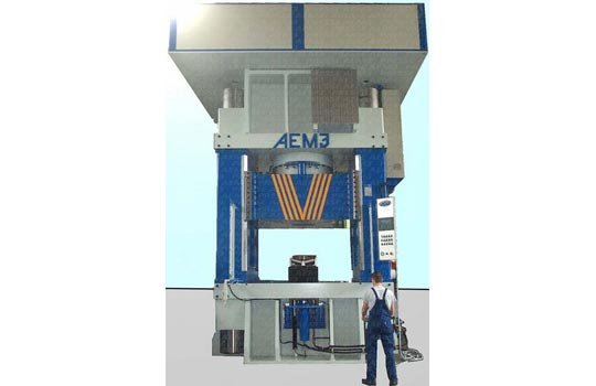 PRESSES FOR HYDRAULIC PIPES - AEM3